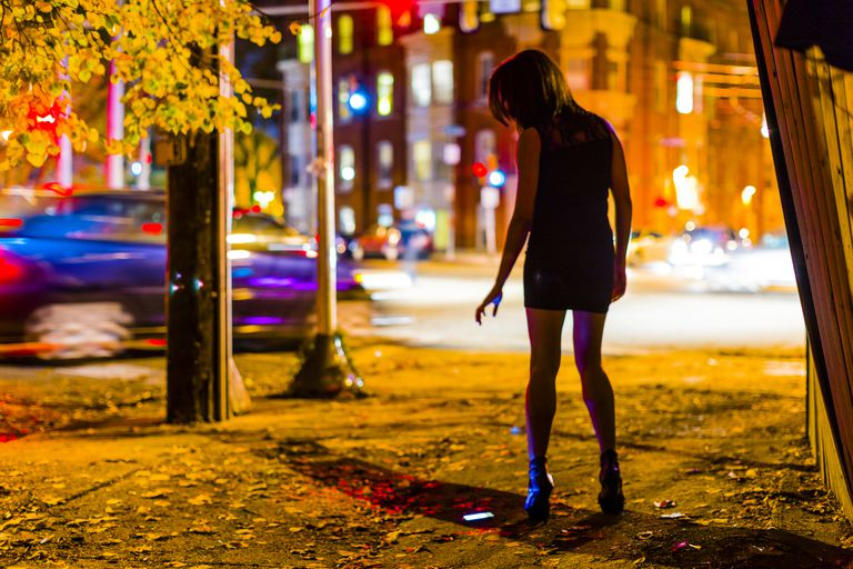 City night mystery