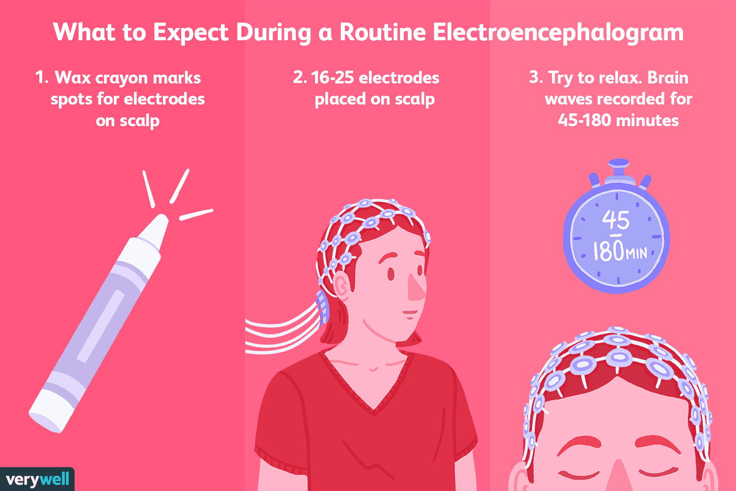 Electroencephalogram Eeg Uses Procedure Results