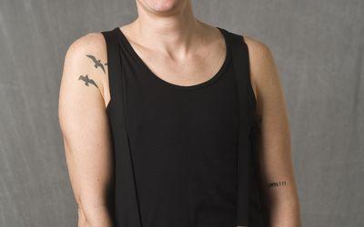 Portrait of Transgender Male