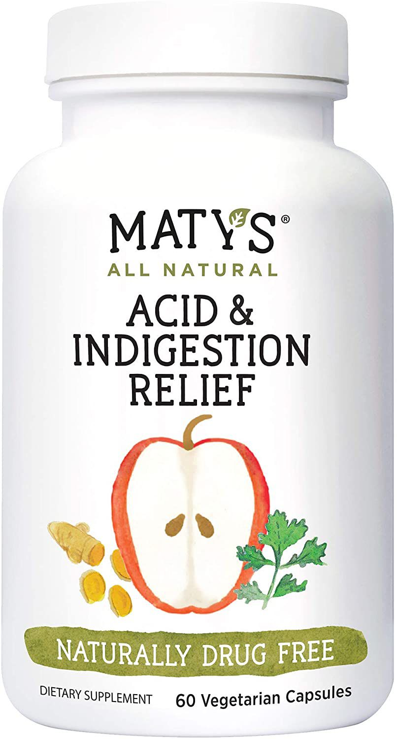 Maty's All Natural Acid & Indigestion Relief