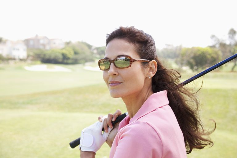 Golfers and their vision