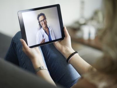 telehealth with a dermatologist