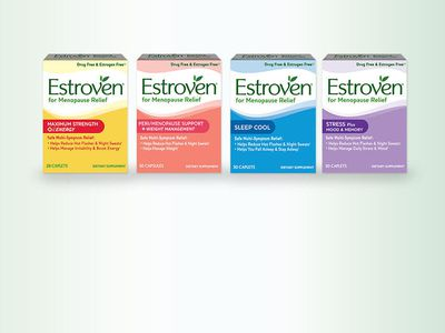 estroven herbal products graphic