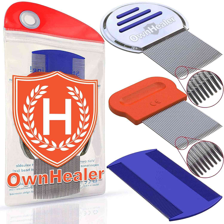 Ownhealer Lice Comb Set