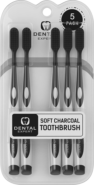 Dental Expert Charcoal Toothbrush