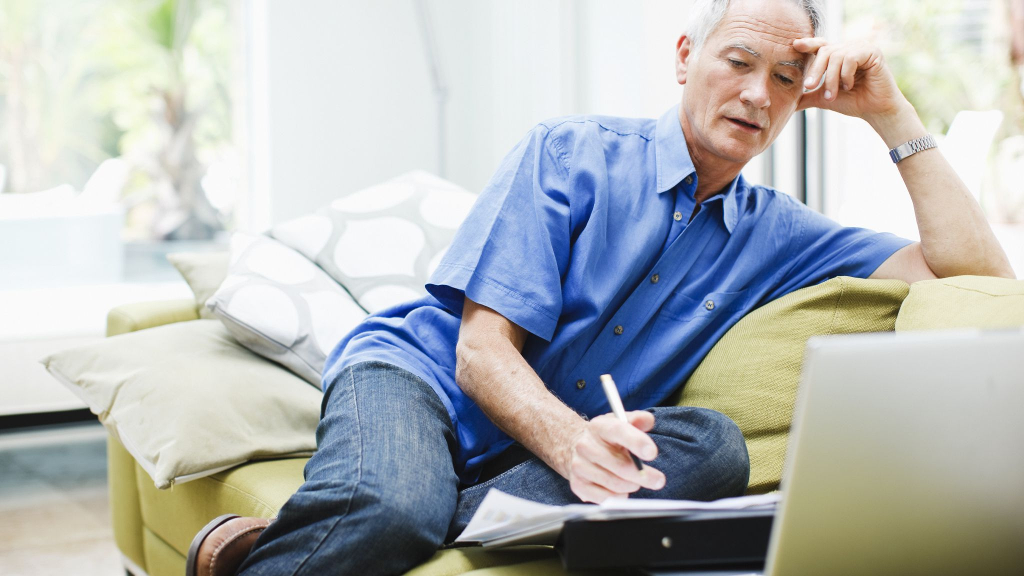 The SAGE Test: An At-Home, Online Dementia Test
