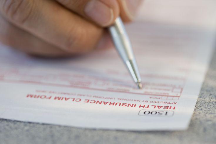 Preparing The CMS 1500 Form Medical Claim Form