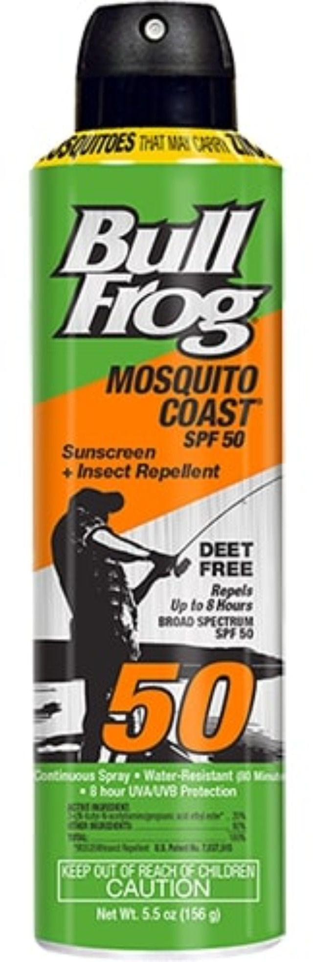 Bullfrog Mosquito Coast