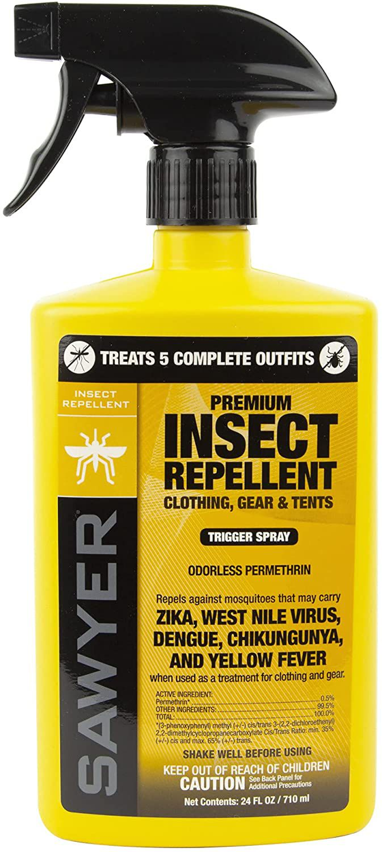 Sawyer Premium Permethrin Spray