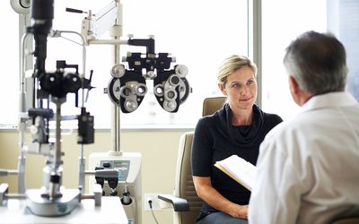How Tonometry Eye Pressure Test Works