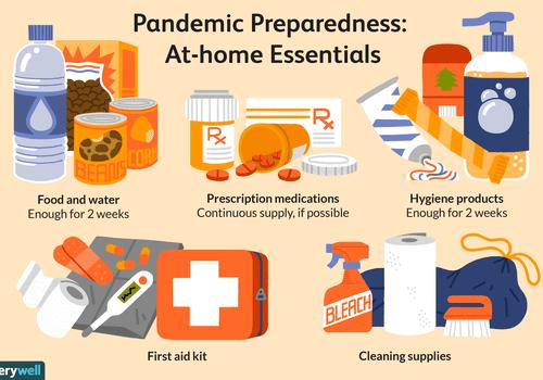 pandemic preparedness essentials