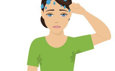 hyperhidrosis causes