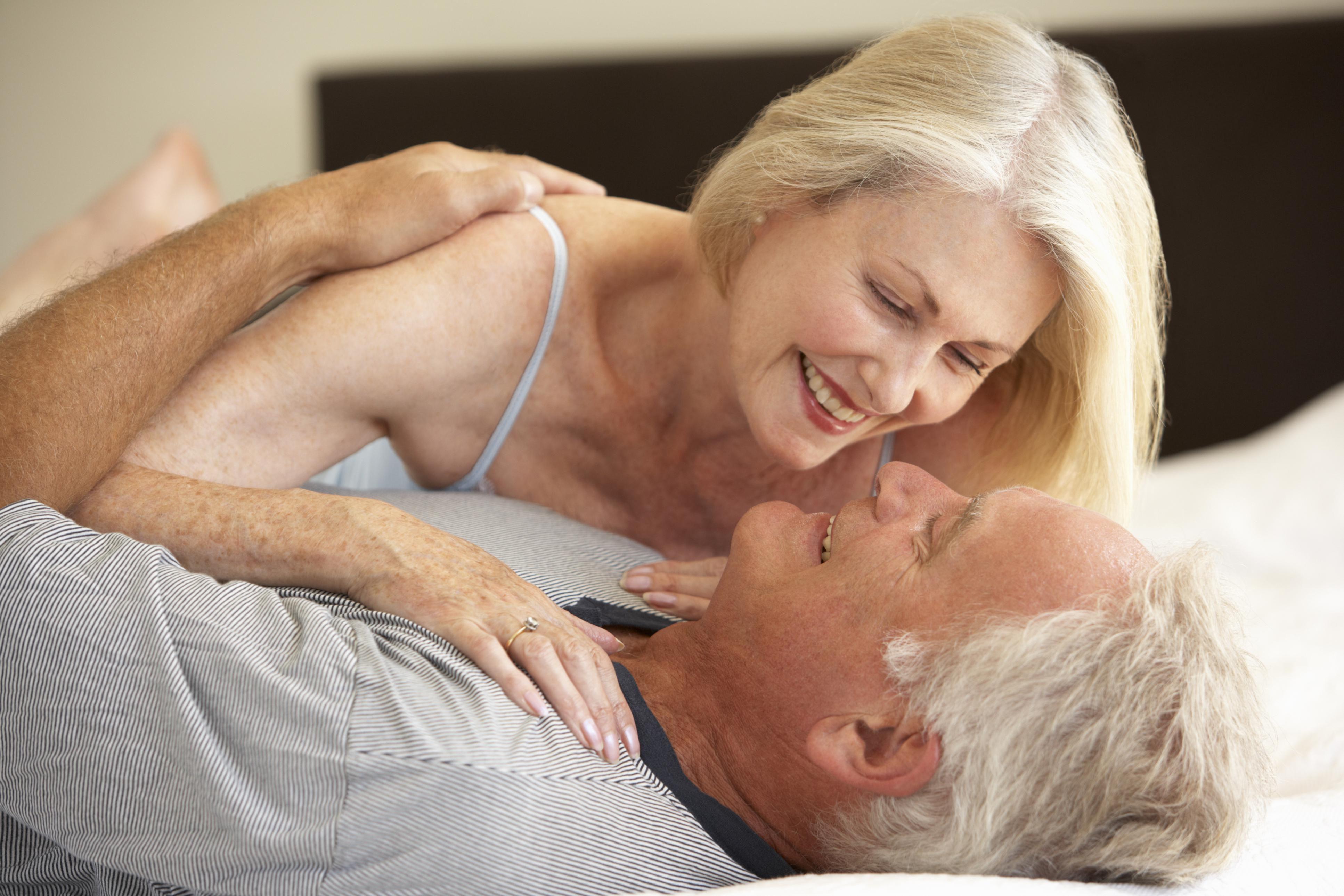 Sex in older people