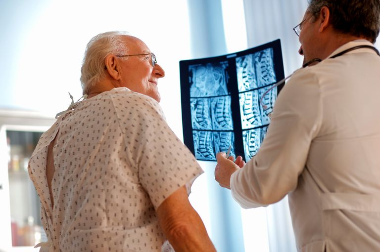 Spinal stenosis often affects seniors and the elderly.