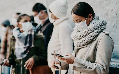 Apps can help alert you when you've been exposed to the novel coronavirus.