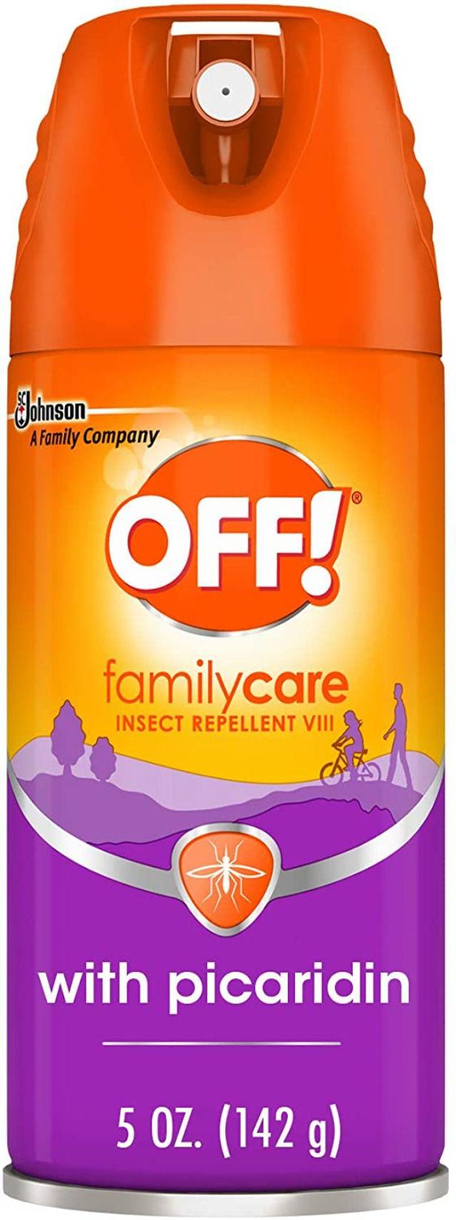 Off! Family Care Picaridin Aerosol