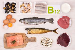 Foods that are good sources of vitamin B12