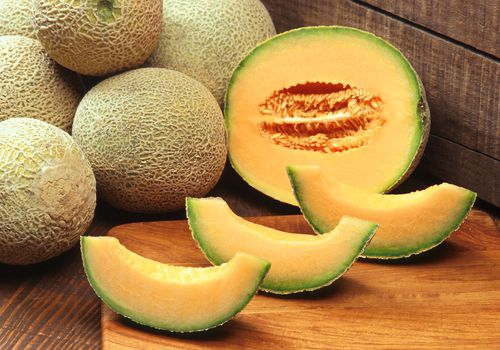 Melons are a source of Superoxide Dismutase