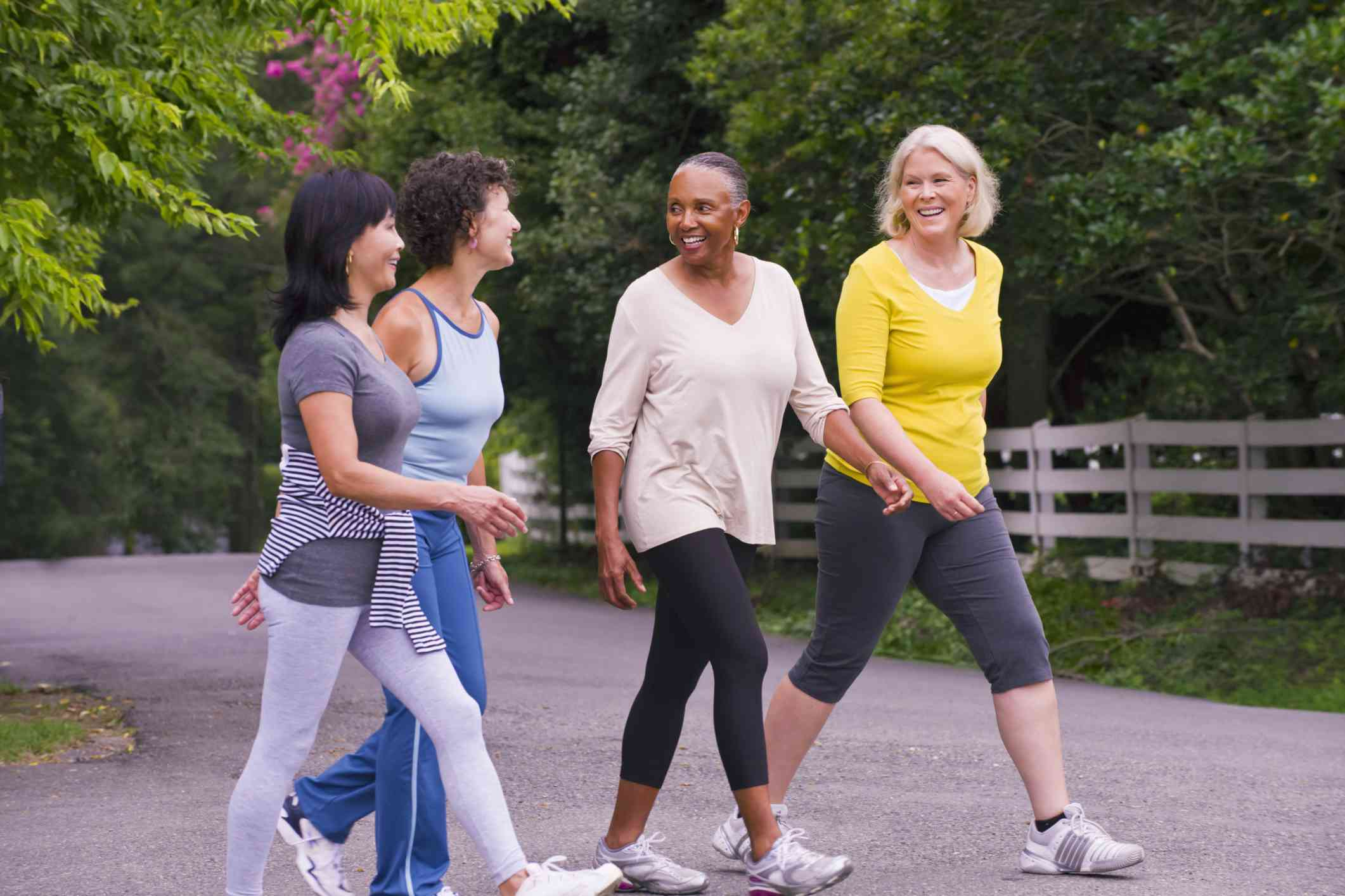 The Benefits of Walking for People With COPD