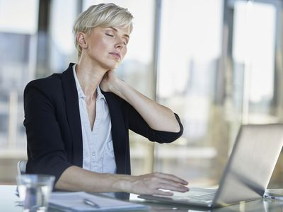 Neck pain can be a migraine symptom
