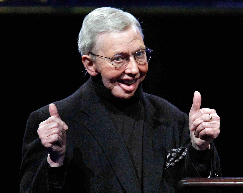 Film critic Roger Ebert