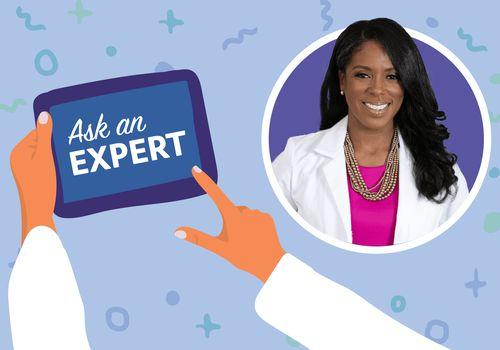 Ask an expert: Dr. Shepherd