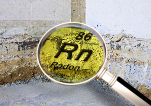 Radon seeps into homes and can cause lung cancer