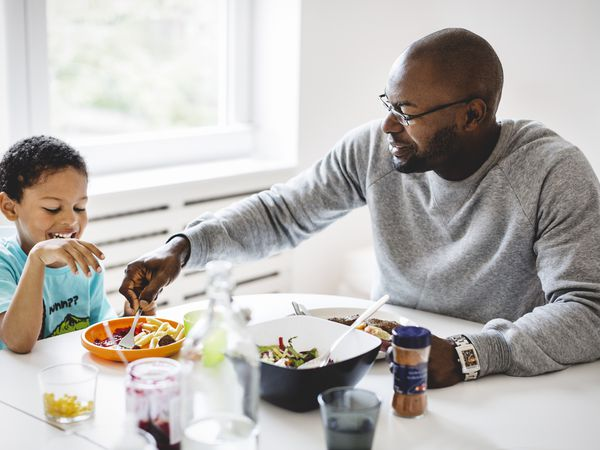 eating well with sickle cell disease
