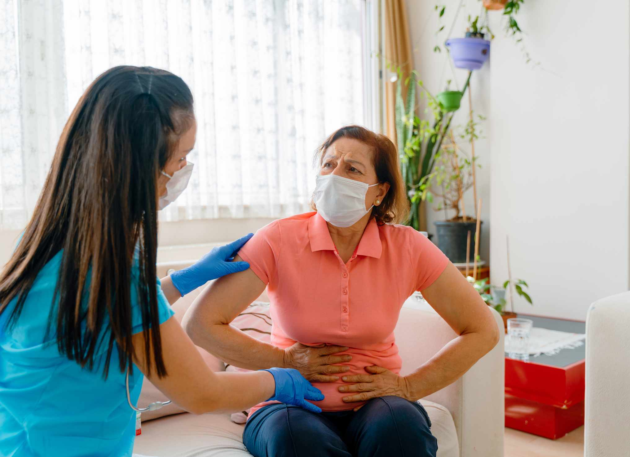 Screening for infectious colitis