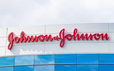 Johnson and Johnson building.