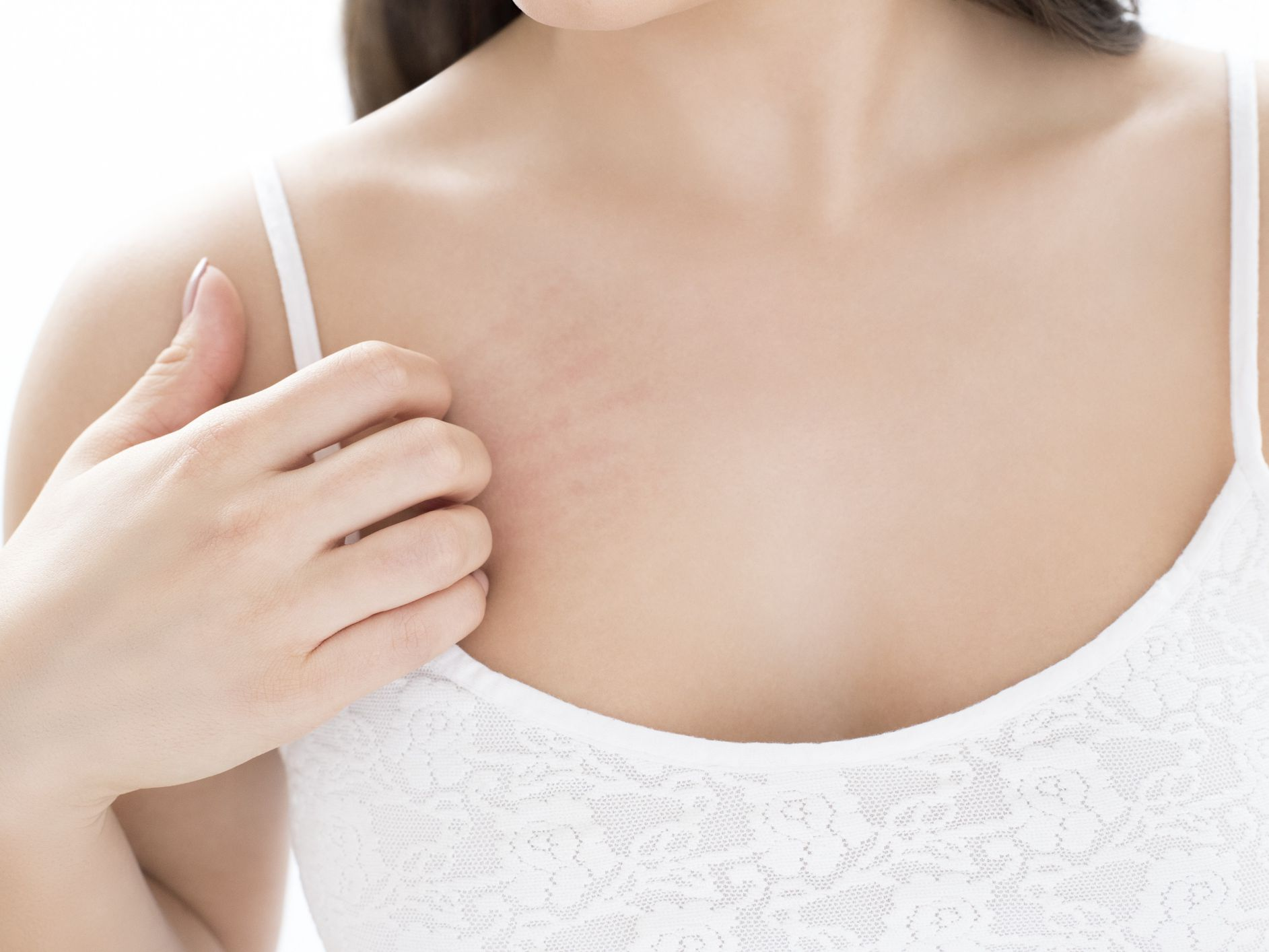 Causes Of Itchy Breasts Beyond Breast Cancer