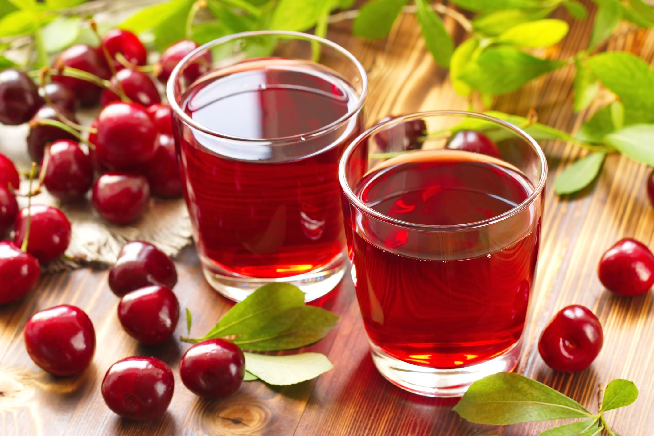 Health Benefits of Cherry Juice for Arthritis and Gout
