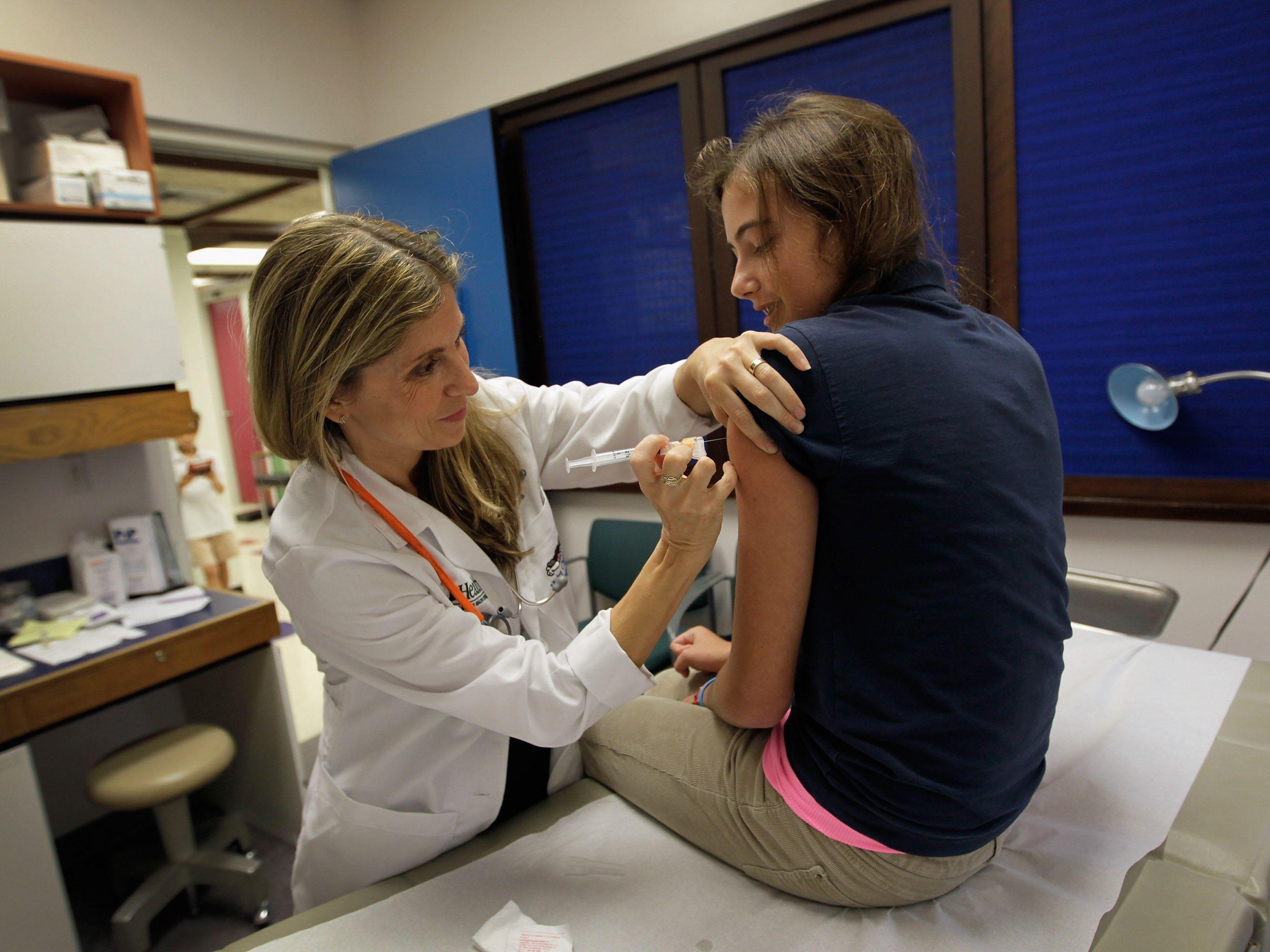 gardasil vaccine older than 26