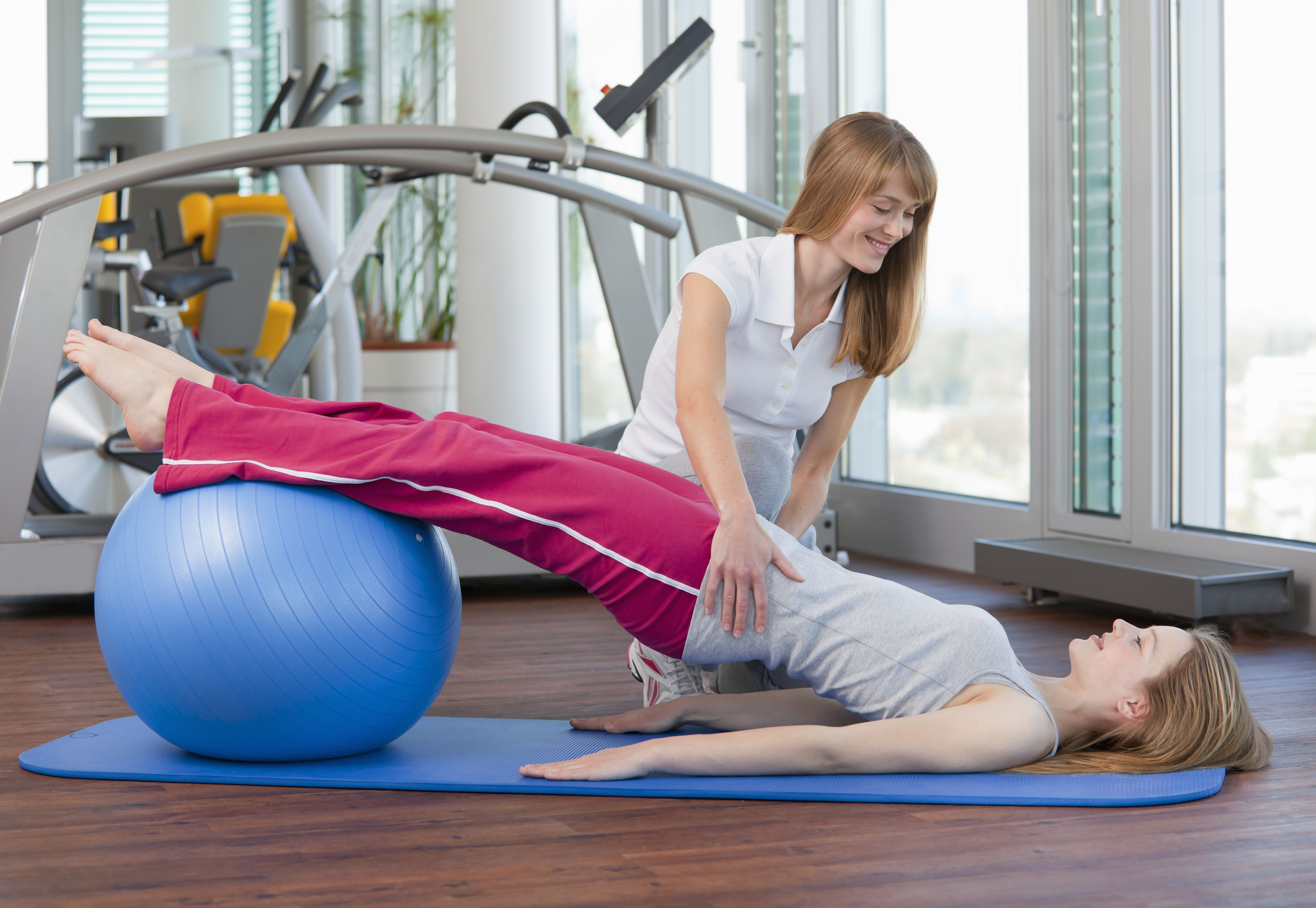 Physical Therapy Exercises for Hip Impingement