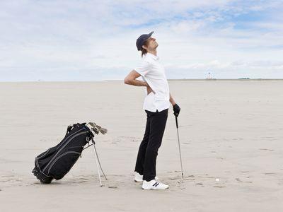 Golf Back Pain