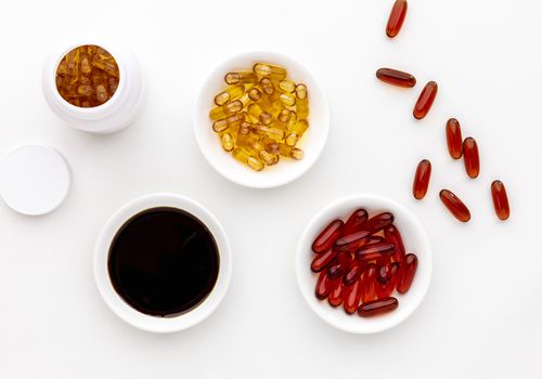 Pumpkin seed oil softgel, capsules, and cooking oil