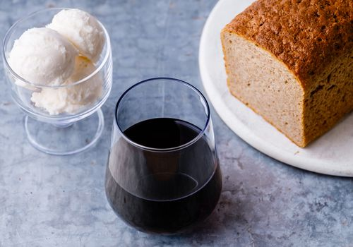Various food intolerance include red wine, bread, and ice cream