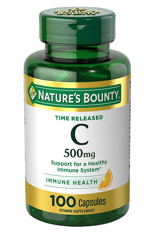 Nature's Bounty Vitamin C