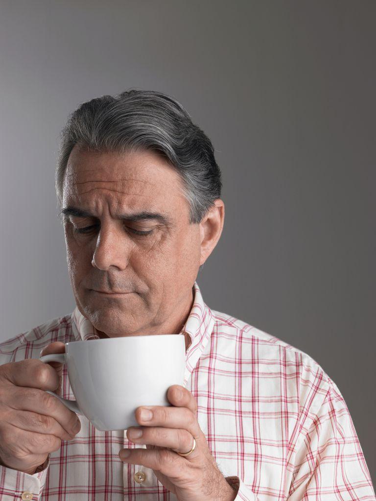 Инсульт может повлиять на ваше чувство запаха