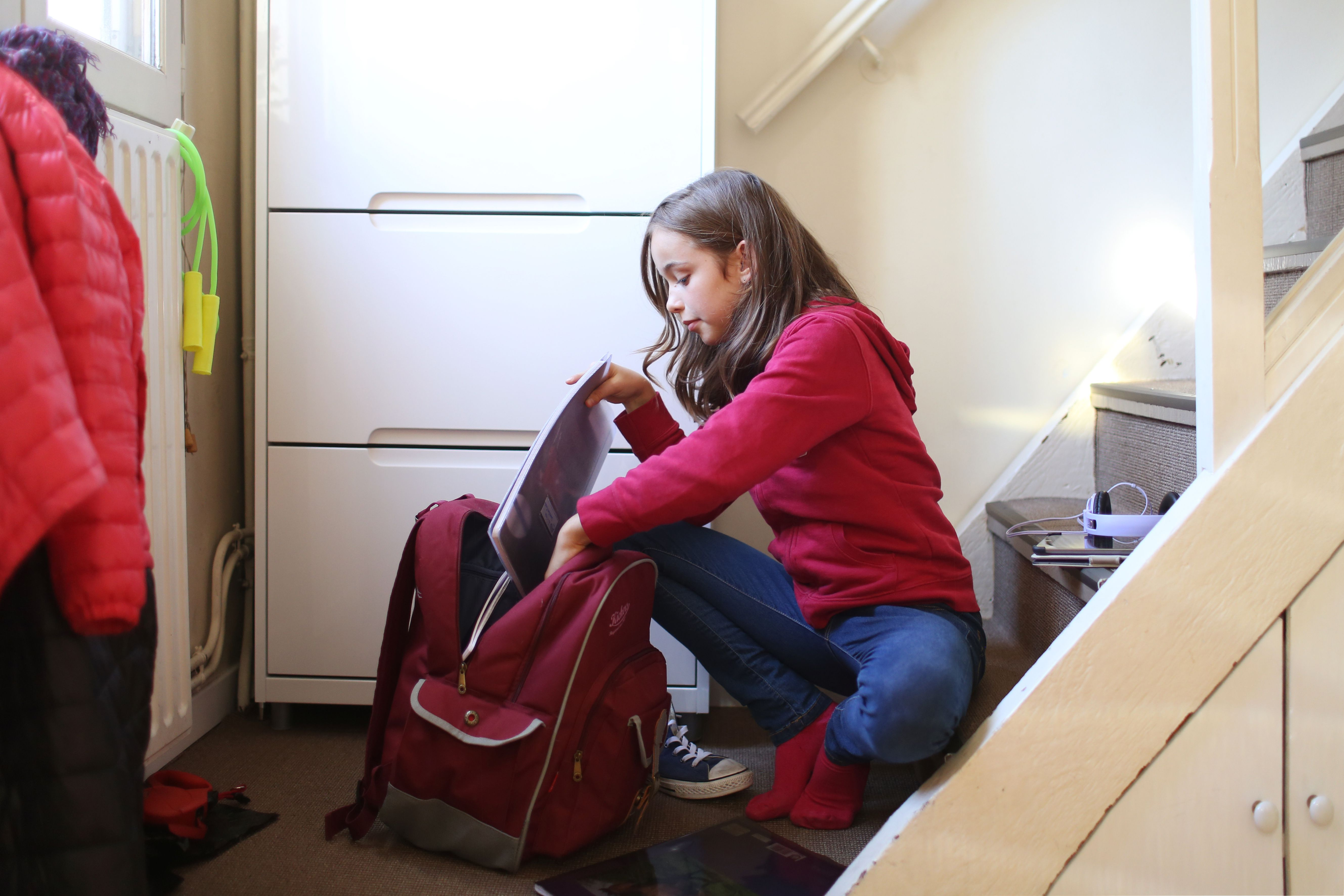 Does Your Back Hurt From Wearing Your Backpack?