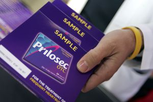 sample boxes of prilosec