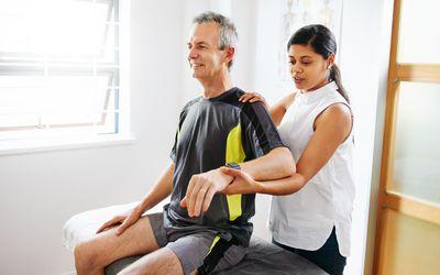 Isometric Shoulder Exercises