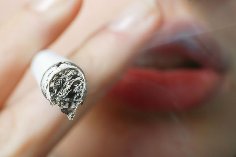 one of the myths of lung cancer is that it only happens in smokers