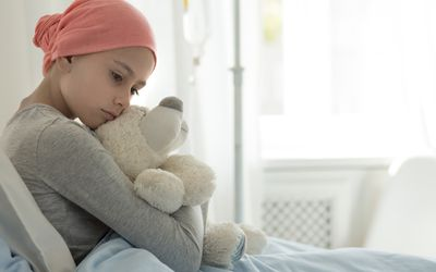 childhood cancer patient thinking about breast cancer screening when she grows up