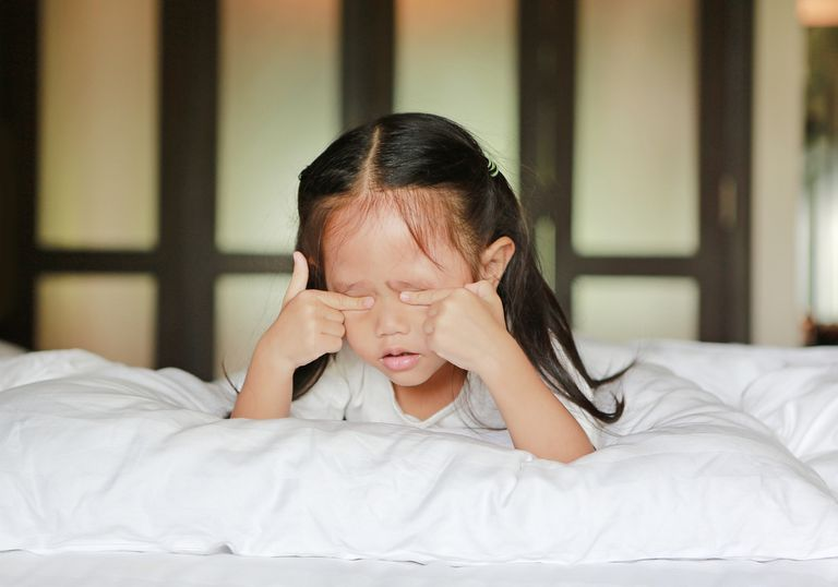 Limit-Setting Insomnia in Toddlers and Children