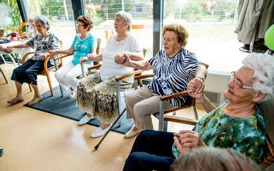 Secure Dementia Unit in Nursing Home