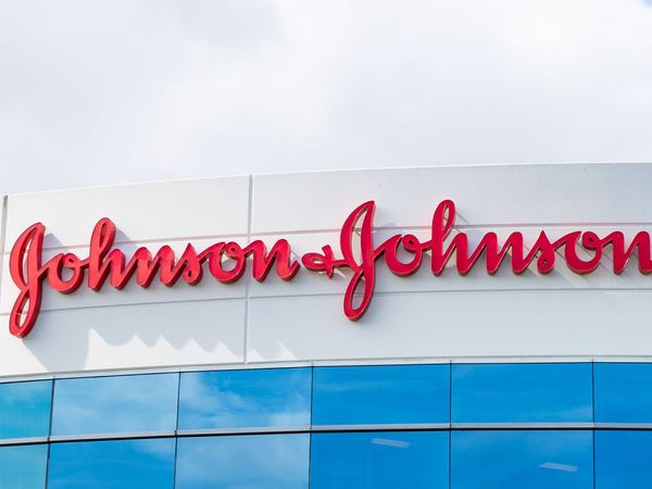 Johnson and Johnson building.