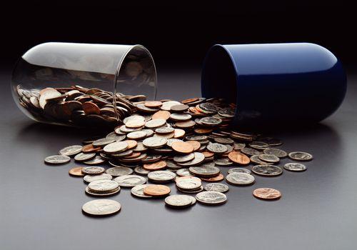 Medicare Part D drug costs