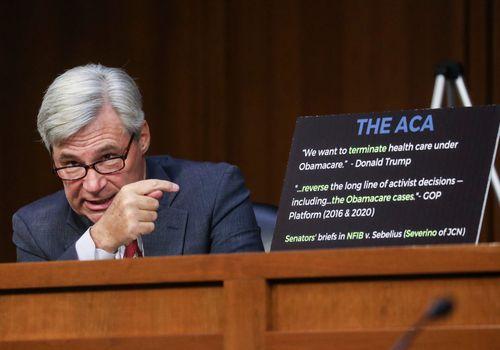 ACA chart in court