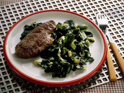 Iron rich foods can prevent iron deficiency.